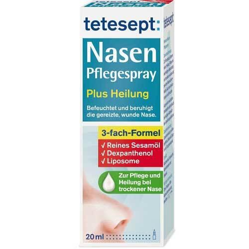 Tetesept Nasen Pflegespray - 1