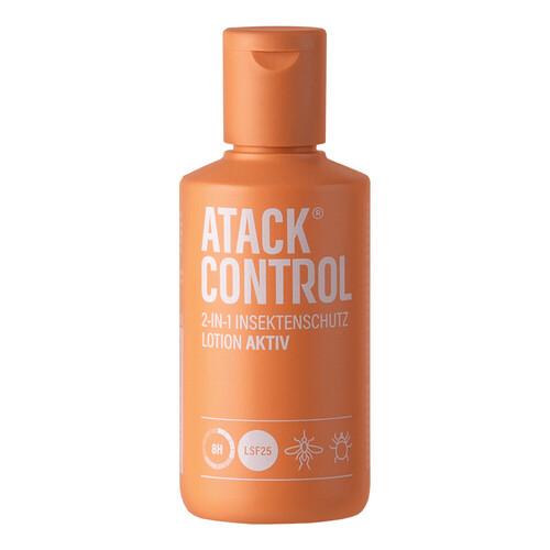 Atack Control Insektenschutz Lotion Aktiv + LSF 25 - 1