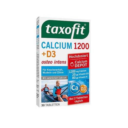 Taxofit Calcium 1200 + D3 Depot-Tabletten - 1