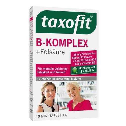 Taxofit B-Komplex Tabletten - 1
