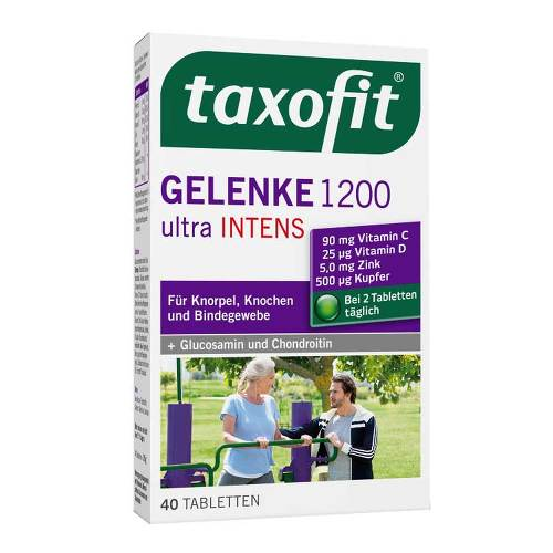 Taxofit Gelenke 1200 ultra intens Tabletten - 1