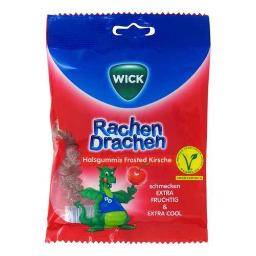 WICK RachenDrachen Halsgummis Kirsche - 1