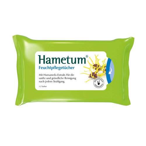Hametum Feuchtpflegetücher mit Hamamelis - 1