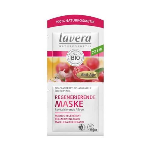Lavera regenerierende Maske Cranberry - 1