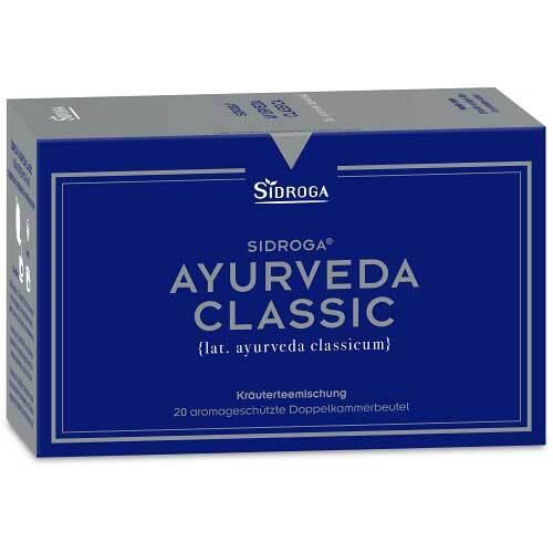 Sidroga Ayurveda Classic Filterbeutel - 1