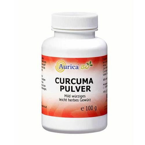 Curcuma Pulver Bio - 1