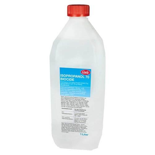 Isopropanol 70 Biocide Hände- und Flächendesinfektionsmittel - 1