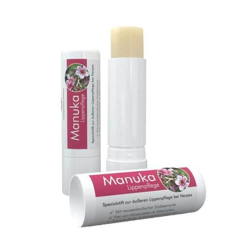 Manuka Lippenpflege bei Herpes Stift - 1