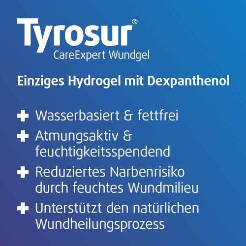 Tyrosur Careexpert Wundgel - 2