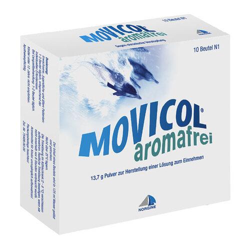 Movicol aromafrei Pulver zur Her.e.Lösung zum Einnehmen MP - 1