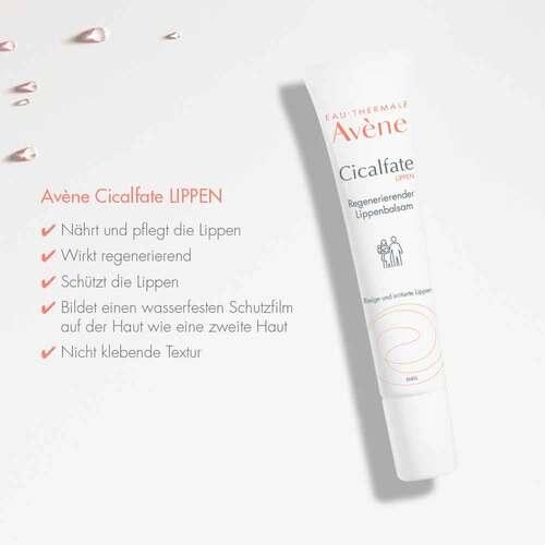 Avene Cicalfate Lippenbalsam - 3