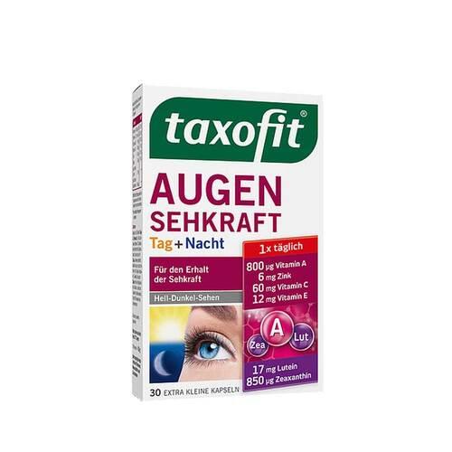 Taxofit Augen Sehkraft Kapseln - 1