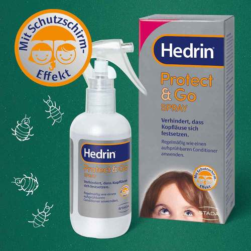 Hedrin Protect & Go Spray - 3