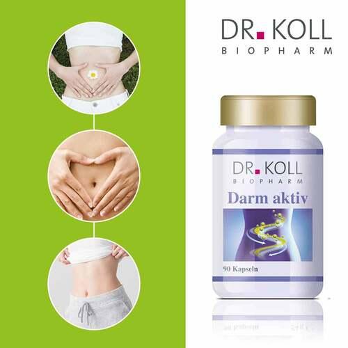 Darm Aktiv Dr. Koll Kapseln - 2