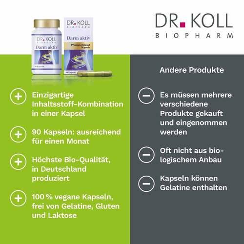 Darm Aktiv Dr. Koll Kapseln - 3