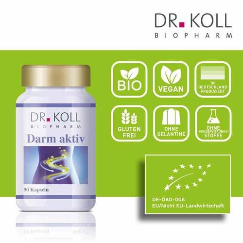 Darm Aktiv Dr. Koll Kapseln - 4
