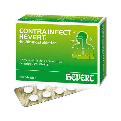 Contrainfect Hevert Erkältungstabletten - 1