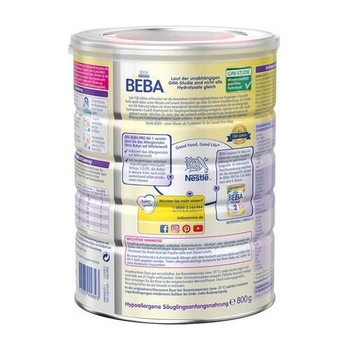 Nestle Beba Pro HA 1 Pulver - 2