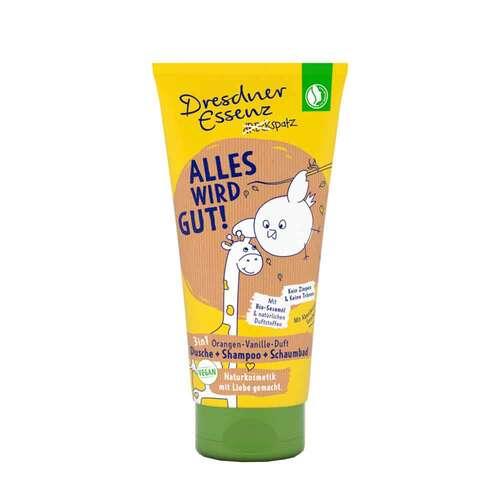 Dresdner Essenz Dreckspatz Duschgel Alles wird gut - 1