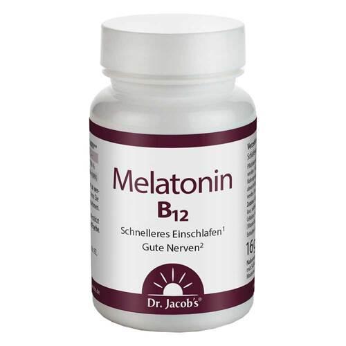 Melatonin B12 Dr. Jacob`s Tabletten - 1