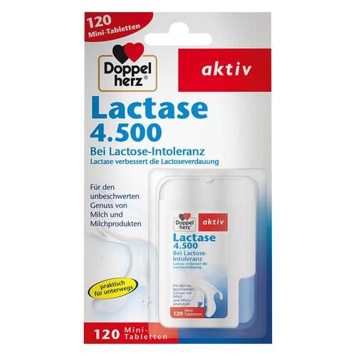 Doppelherz Lactase 4.500 Tabletten - 1