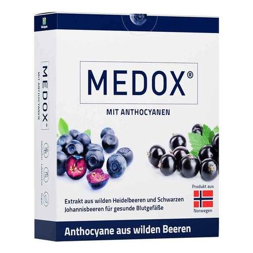 Medox Anthocyane aus wilden Beeren Kapseln - 1