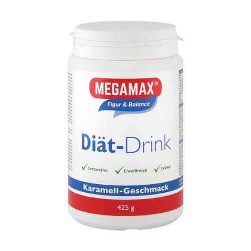Megamax Diät Drink Karamell Pulver - 1