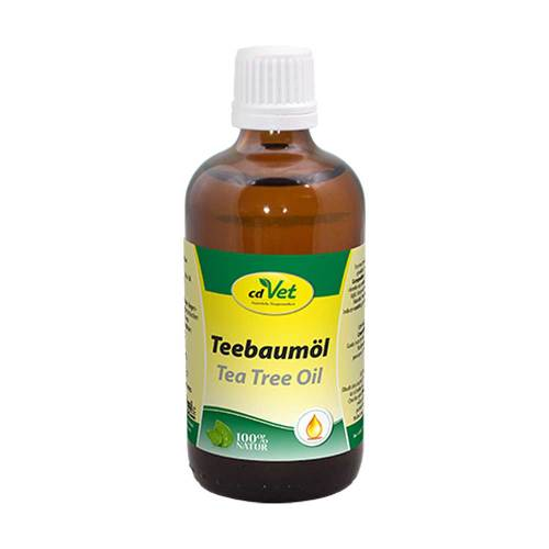 Teebaum Öl vet. (für Tiere) - 1