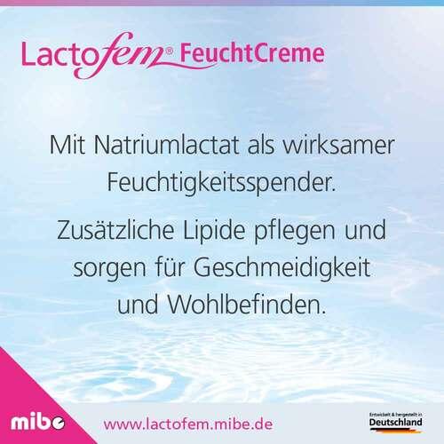 Lactofem Feuchtcreme - 4