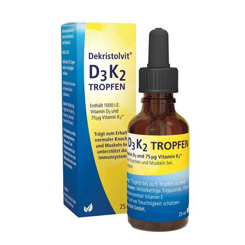 Dekristolvit D3K2 Tropfen - 1
