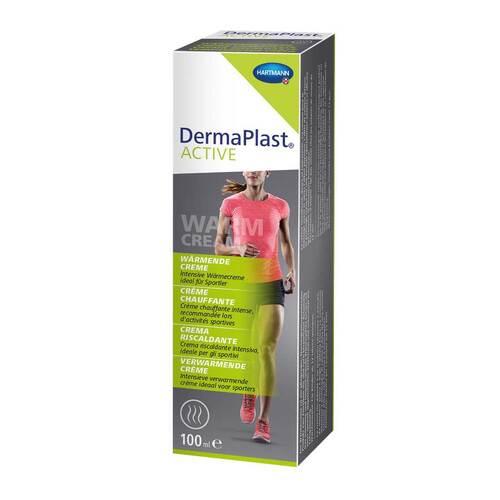 Dermaplast Active Warm Cream - 1