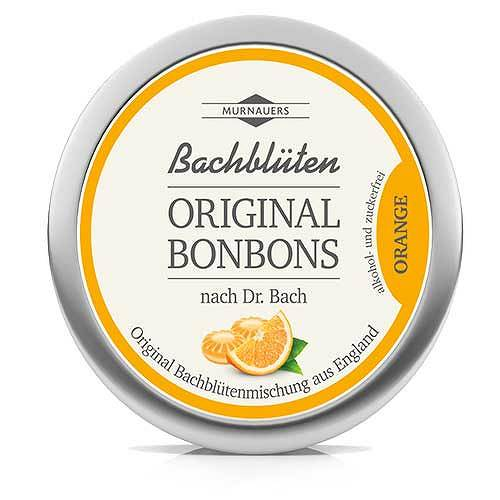 Bachblüten Original Bonbons Orange - 1