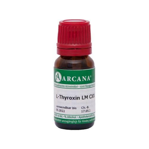 L-Thyroxin LM 120 Dilution - 1