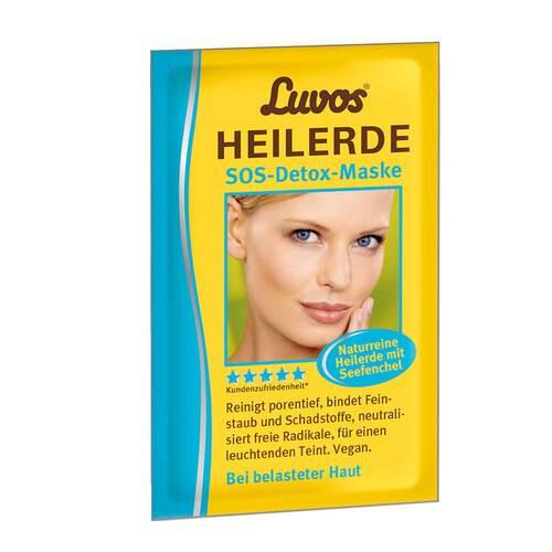 Luvos Heilerde SOS-Detox-Maske - 1
