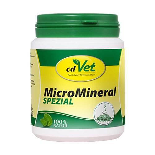 Micromineral Spezial Pulver für Hunde / Katzen / Pferde - 1