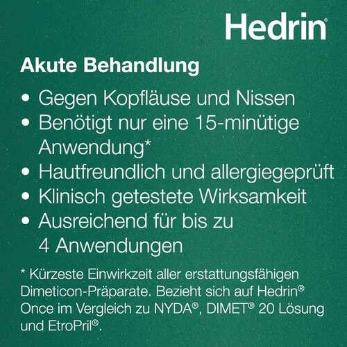 Hedrin Once Liquid Gel - 4