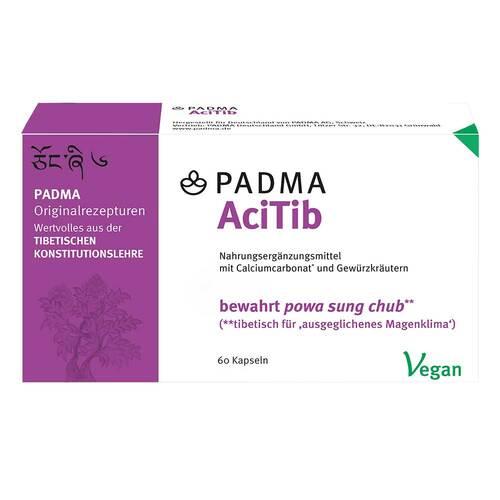 Padma Acitib Kapseln - 1