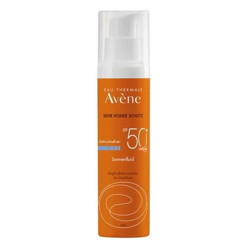 Avene Sunsitive Sonnenfluid SPF 50+  - 1
