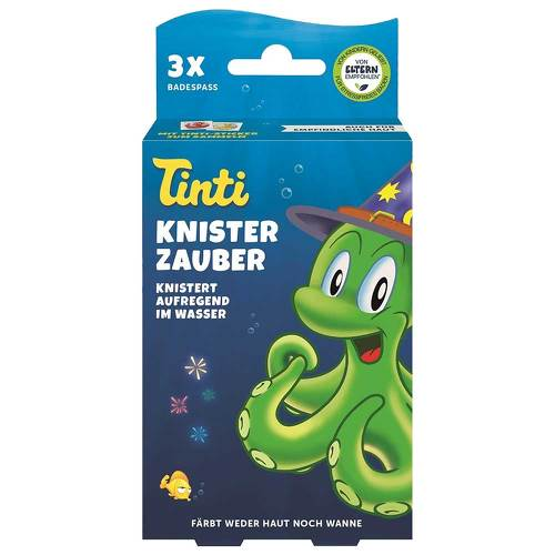 Tinti Knisterzauber 3er Pack Displayschale - 1
