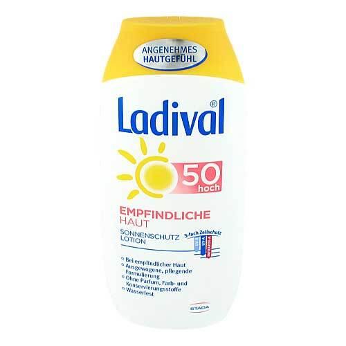 Ladival empfindliche Haut Lotion LSF 50 - 1