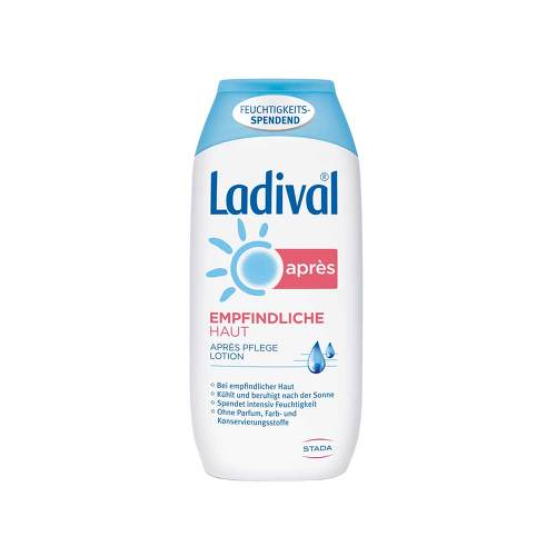 Ladival empfindliche Haut Apres Lotion - 1
