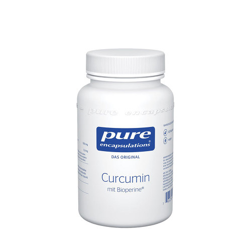 Pure Encapsulations Curcumin mit Bioperine Kapseln - 1