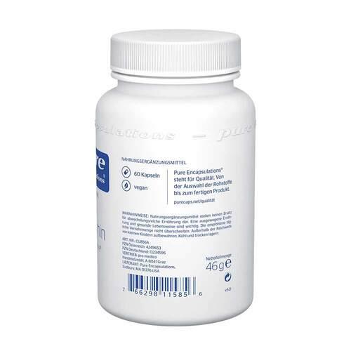 Pure Encapsulations Curcumin mit Bioperine Kapseln - 2