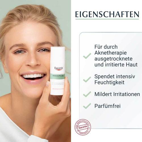 Eucerin DermoPure Therapiebegleitende Feuchtigkeitspflege - 2