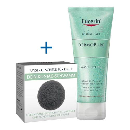 Eucerin DermoPure Waschpeeling - 1