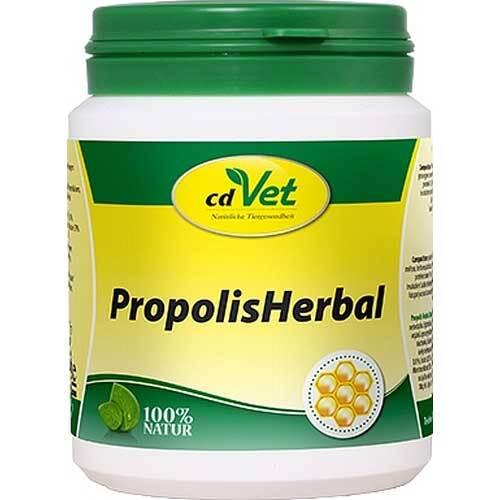 Propolis Herbal Pulver vet. (für Tiere) - 1