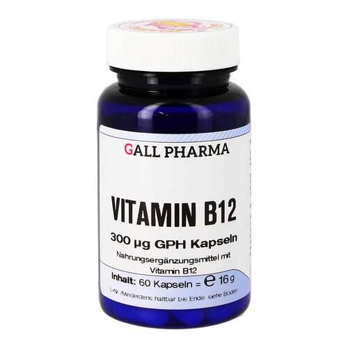 Vitamin B12 300 µg GPH Kapseln - 1