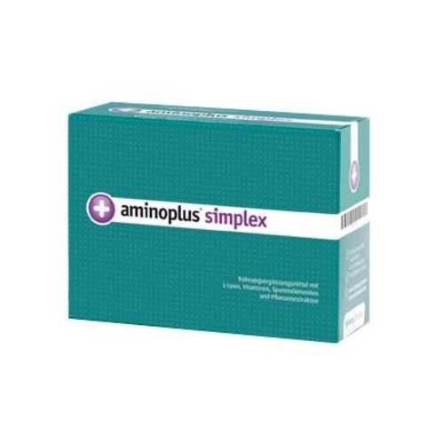 Aminoplus simplex Pulver - 1