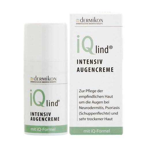 IQlind Intensiv Augencreme - 1