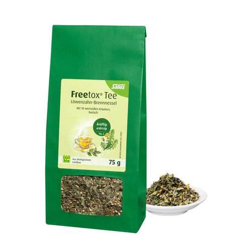 Freetox Tee Löwenzahn-Brennnessel Bio Salus - 1